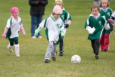 BHYS 1st Grade Girls  2009-10-17  13