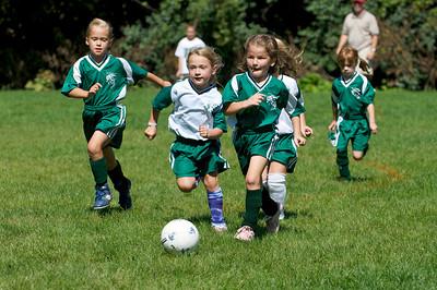 BHYS 1st Grade Girls 2009-09-12  226