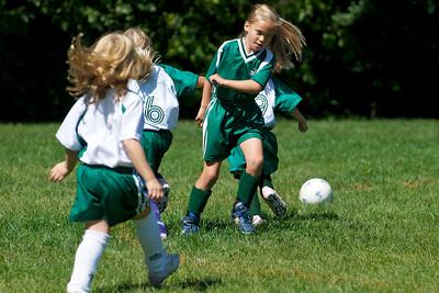 BHYS 1st Grade Girls 2009-09-12  234