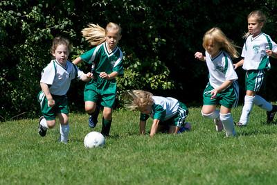 BHYS 1st Grade Girls 2009-09-12  272