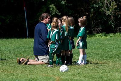 BHYS 1st Grade Girls  2009-09-12  1