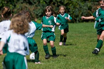 BHYS 1st Grade Girls 2009-09-12  257