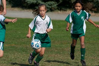 BHYS 2nd Grade Girls  2010-10-10  113