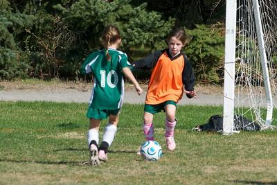 BHYS 2nd Grade Girls  2010-10-10  12