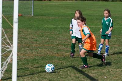 BHYS 2nd Grade Girls  2010-10-10  33