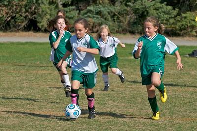 BHYS 2nd Grade Girls  2010-10-10  78