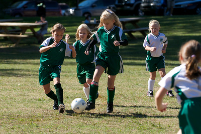 BHSL 2nd Grade Girls  2010-09-12  8
