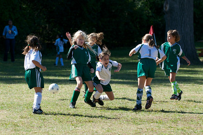 BHSL 2nd Grade Girls  2010-09-12  14
