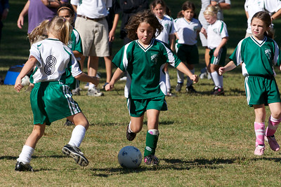 BHSL 2nd Grade Girls  2010-09-12  112