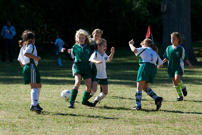BHSL 2nd Grade Girls  2010-09-12  13