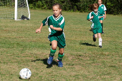 BHSL 2nd Grade Girls  2010-09-12  101