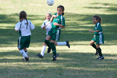 BHSL 2nd Grade Girls  2010-09-12  120