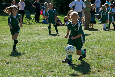 BHSL 2nd Grade Girls  2010-09-12  25
