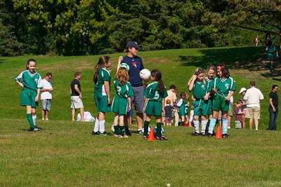 3rd Grade Girls Fall 2011