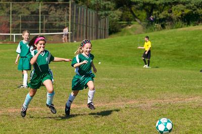 BHYS 3rd Grade Girls 2011-10-09  14
