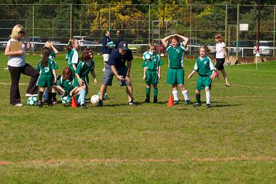 BHYS 3rd Grade Girls 2011-10-09  3