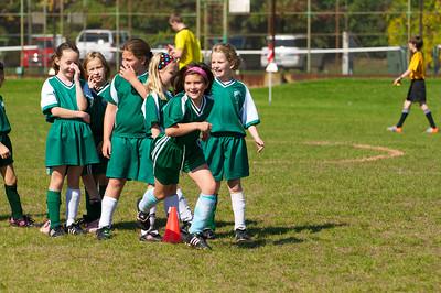 BHYS 3rd Grade Girls 2011-10-09  16