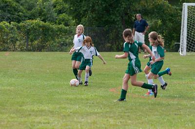 BHYS 4th Grade Girls  2012-09-16  18