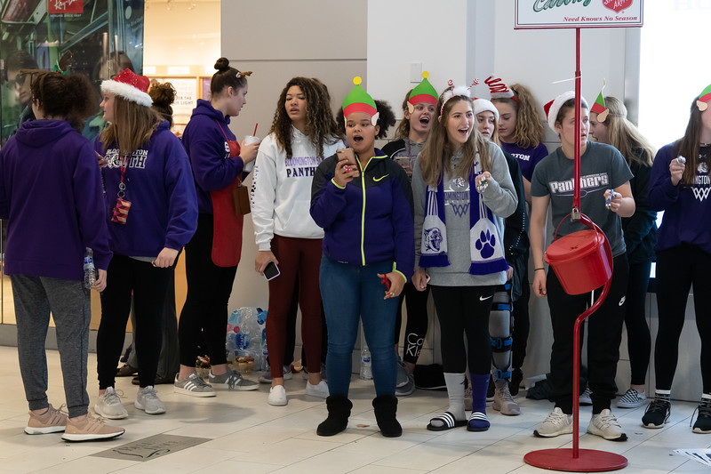 Salvation Army Bell Ringing-8787