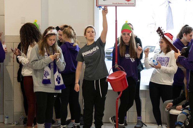 Salvation Army Bell Ringing-8810