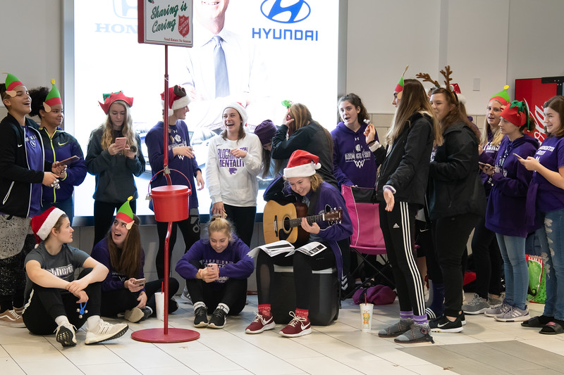 Salvation Army Bell Ringing-8738