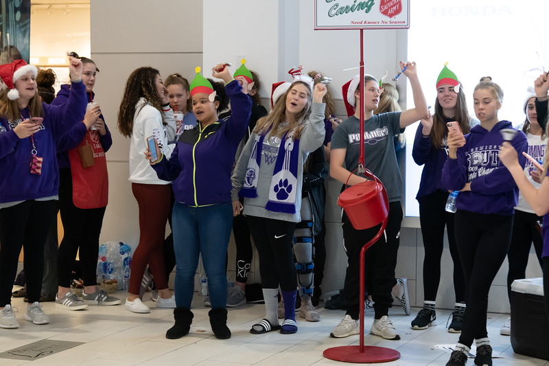 Salvation Army Bell Ringing-8789