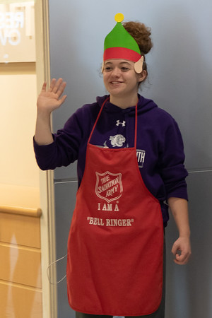 Salvation Army Bell Ringing-8784