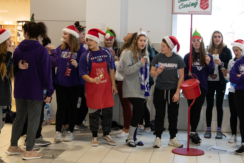 Salvation Army Bell Ringing-8804