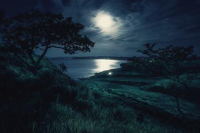 """Moonlight Sonata"" (photography) by Andrey Krovlin"