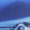 """BLUE 2"" (medium acrylic on canvas) by Vinoda Revannasiddaiah"