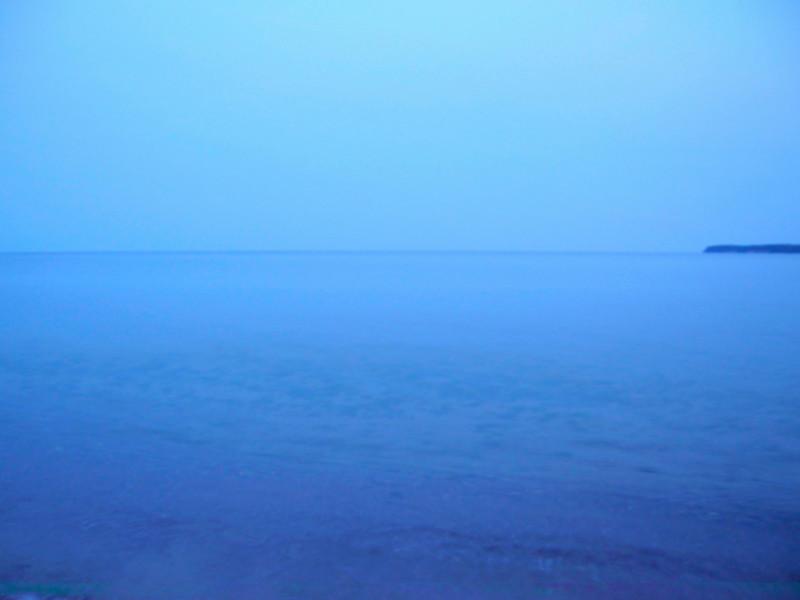 """The Eyes Of The Ferryman Were Blue Deep Dark Blue"" (photography) by JW Rijneveldshoek"