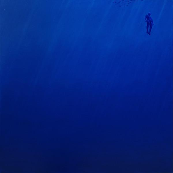 """Water"" (oil on canvas) by Taras Paschenko"