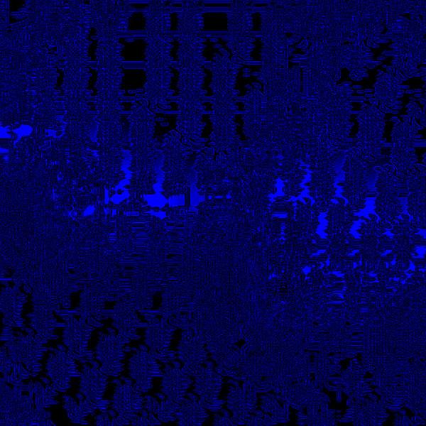 """Electric Blue"" (endura metallic photo - acrylic face mounting) by Greg Shapley"