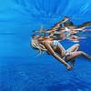 """Weightlessness"" (oil on canvas) by Anastasia Morskaya"