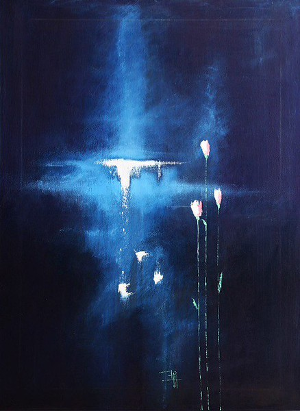 """Luminous"" (oil) by Sergey Bastadjan"