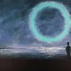 """Circle"" (oil) by Sergey Bastadjan"