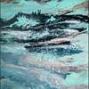 """Depth"" (acrylic on hardboard) by Anna Ivakna"