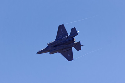 F-35 - only one engine... if the engine has a problem the pilot ejects from the $327 Million fighter and parachutes to the ground.  The plane, on the other hand, plummets into whatever is below it.