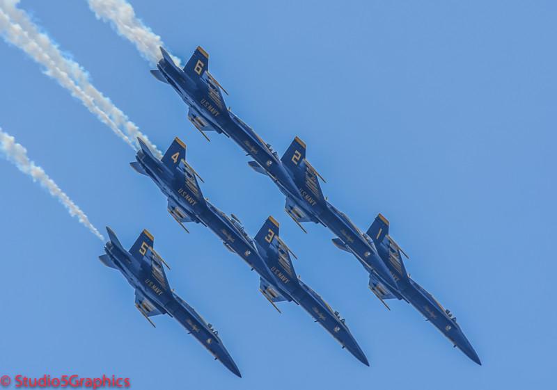 Blue Angels Seafair 2015 airshow