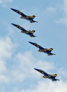 Sailabration Baltimore Blue Angels 2012 June Fort McHenry Inner Harbor Baltimore City