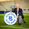 Penn State Blue Band Director, O. Richard Bundy