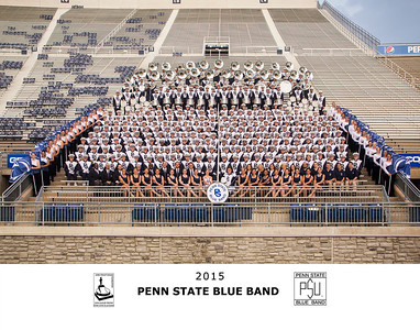 Blue Band-Hats