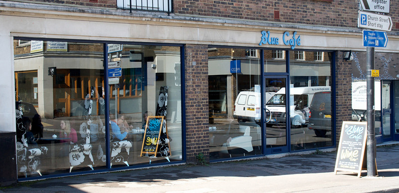 Blue Cafe 009