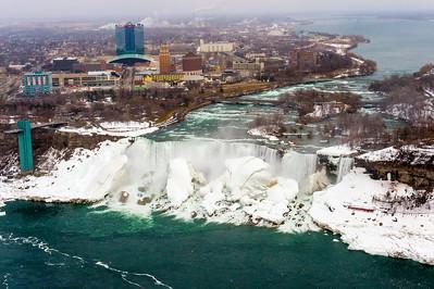 Frigid Falls
