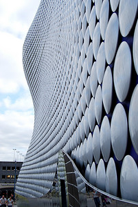 Selfridges building in the Bull Ring Centre, Birmingham