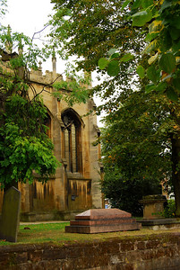 Medieval Holy Trinity Church, Coventry