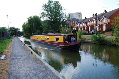Canal Basin, Coventry