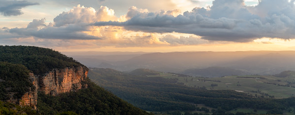 Mount Blackheath Sunset