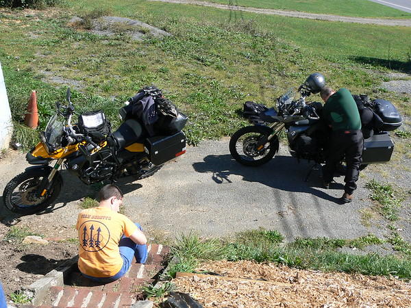 Blue Ridge Parkway 2009
