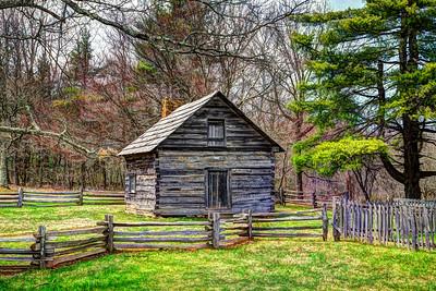 Puckett's Cabin